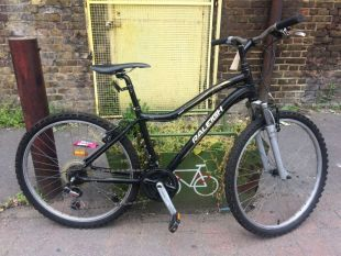 wood street bicycle, upper walthamstow road bicycle, second