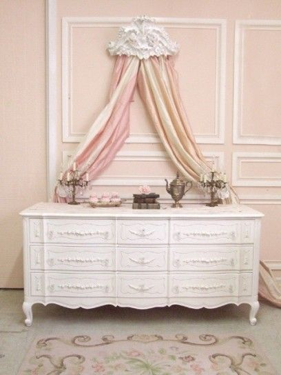 Amazing shabby chic handmade wooden bed frame made by Anna Jenkins ...