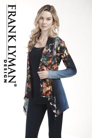 Frank Lyman Womens Jacket 183276