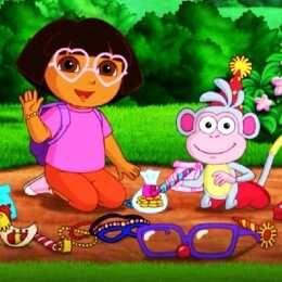 لعبة ألغاز دورا للاطفال Dora Kids Puzzles Mario Characters Minnie Minnie Mouse