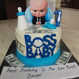 Image Result For Boss Baby Birthday Cake Ideas With Images
