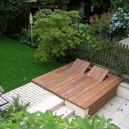 Sonnendeck Garten Haus Und Garten Gartengestaltung
