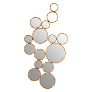 Gold Mirrors You Ll Love Wayfair Co Uk Accent Mirrors Mirror