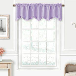 Valances Kitchen Curtains Joss Main Window Valance