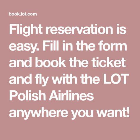 Pin by Matěj Kříž on Flight Reservation Form Pinterest Flight - reservation forms in pdf