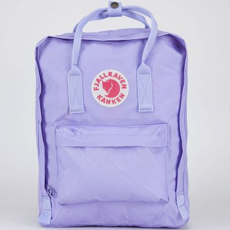 FJALLRAVEN Kånken Classic Backpack - PURPL - 23510-648 - #23510 #backpack #classic #fjallraven #kanken #purpl
