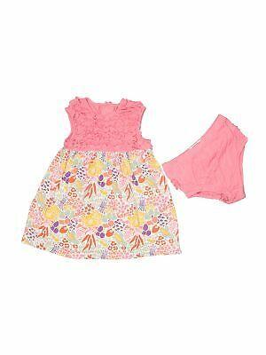 Assorted Brands Girls Pink Dress 9 12 Months Ebay In 2020 Girls Pink Dress Dresses Dress Brands