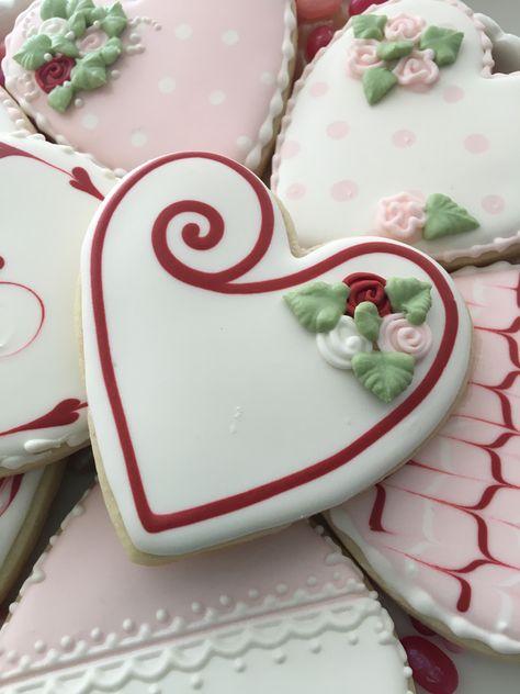 Sweet Valentine Cookie