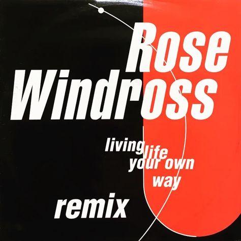 vinyl . Rose Windross - Living Life...