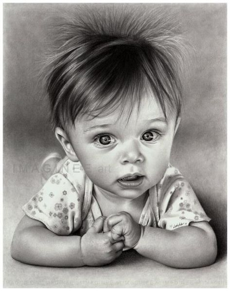 LINDA HUBER an American Graphite Pencil Artist who has worked on pencil drawings for over 40 years in a realistic style.