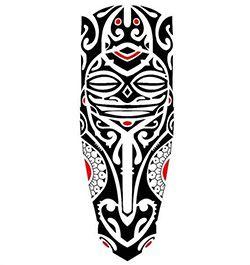 Moko Maori Tatuagens Tribais Desenhos Maori E Tatuagens Maori Perna