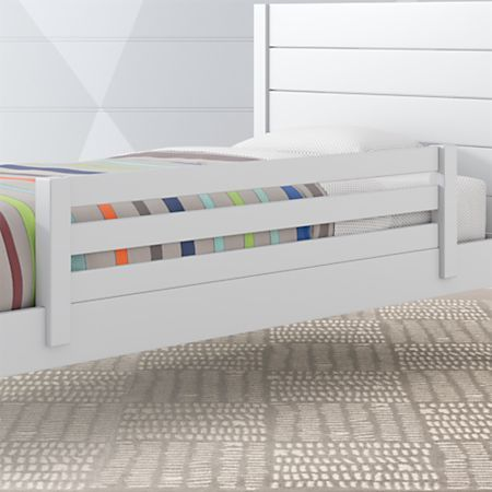 Parke White Twin Bed Reviews Crate And Barrel White Wooden