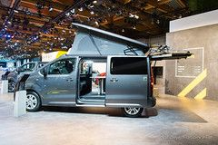 Opel Zafira Life Camper Van Carpocket Carbag In 2020 Car Seats Car Car Bag