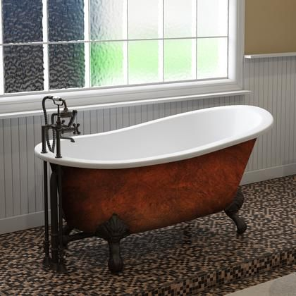 Cambridge St61dhorbcb 1 944 00 Soaking Bathtubs Rustic