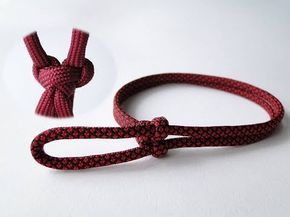 How To Make A Simple Rastaclat Style Quick Deploy Paracord
