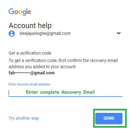 Gmail Password Recovery Google Account Recovery Easy Steps Gmail Support Service For Usa Canada Account Recovery Google Account Accounting