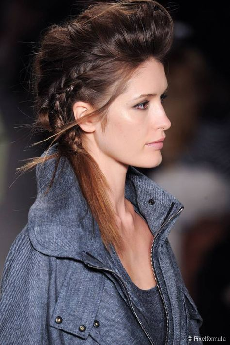 Easy Quiff Hairstyles To Get Your Hair Ready For Work Or A