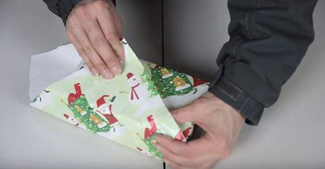 "My least favorite activity of the holiday season used to be wrapping gifts. That was, until I saw a viral video about the Japanese way of gift wrapping, which is very different than the techniques used by most Americans. YouTube user ""BeatTheBush"" is here with a brilliant step-by-step tutorial on how to speed-wrap gifts like they do... View Article"