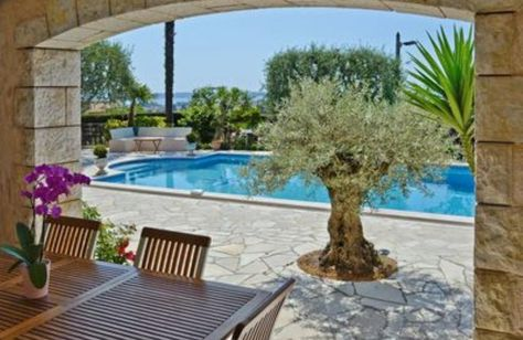 Swimming Pool | Villa Lavander Romieg, Peymeinade, Alpes Maritimes | Villas  In France | Pinterest | Villas