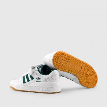puño popular músculo  Adidas - Men's Forum Low (White | Green) | Adidas classic shoes, Retro  sneakers, Classic shoes
