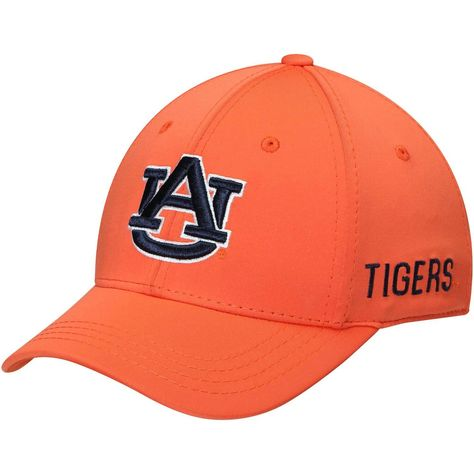 Men's Top of the World Orange Auburn Tigers Choice Flex Hat, Size: Medium/Large, AUB Orange