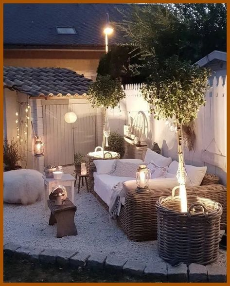 ➤48 Awesome Outdoor Patio Inspiration You Have To See #outdoorideas #patio #gardenideas #backyarddesign #patioideas #homedecor | gaming.me