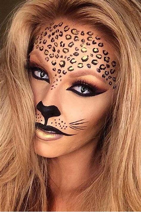 Bildergebnis Fur Katze Makeup Halloween Make Up Ideen Fasching