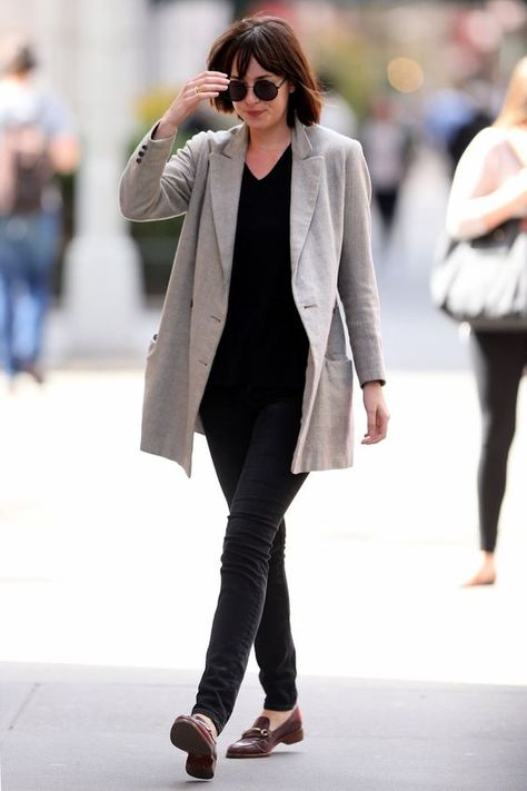 Get the Look: Dakota Johnson's Style Is the Epitome of Effortless | The Everygirl