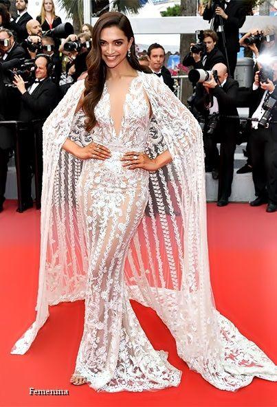 Deepika Padukone In Zuhair Murad Cannes 2018 Redcarpet Cannes2018 Formal Dresses Long Dresses Fashion