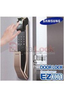 Locksmith And Break Lock Services For Samsung Digital Door Lock P920 P910 P710 H500 In Singapore English Version In Singapore Digital Door Lock Digital Lock Locksmith