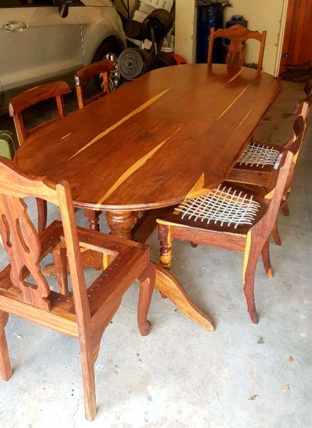 Tamboti Dining Room Set Roodepoort Gumtree Classifieds South