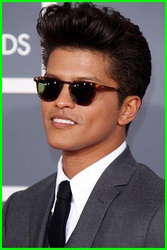 Bruno Mars Hairstyle Name 3144 Bruno Mars Bruno Boy Hairstyles Pompadour Hairstyle Modern Pompadour