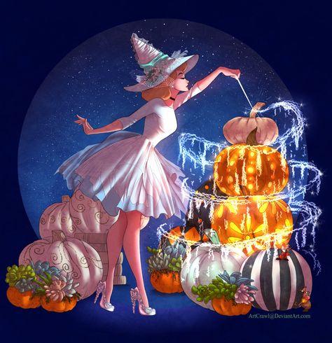 Witchsona: Cinderella by ArtCrawl on @DeviantArt