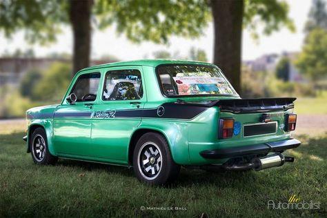 130 Ideeën Over Simca Rally Auto S Automobiel Oldtimers