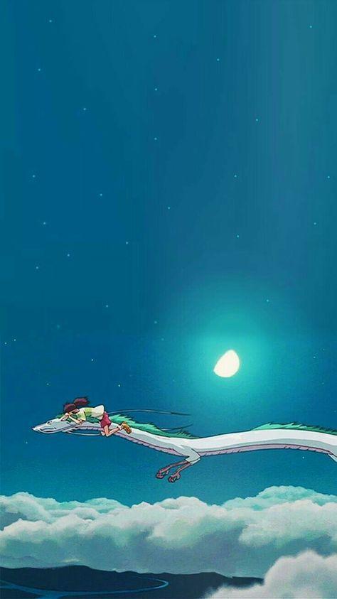 56 Best Ideas For Anime Wallpaper Iphone Backgrounds Studio Ghibli In 2020 Studio Ghibli Spirited Away Studio Ghibli Art Ghibli Art