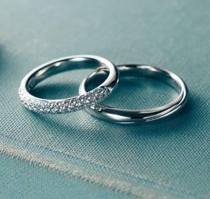 ラザール ダイヤモンド ブティック(DUKE) #結婚式 #結婚指輪 ...