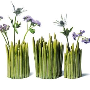 bodie and fou grass vases