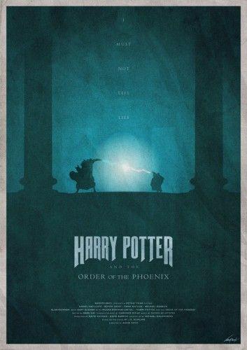 Plakat Inspirowany Filmem Harry Potter I Zakon Feniksa Harry Potter And The Order Of The Phoeni Poster Harry Potter Harry Potter Trucs Fond Ecran Harry Potter