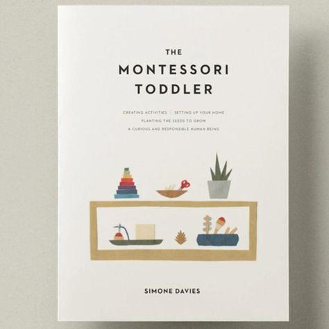 The Montessori Toddler - Paperback