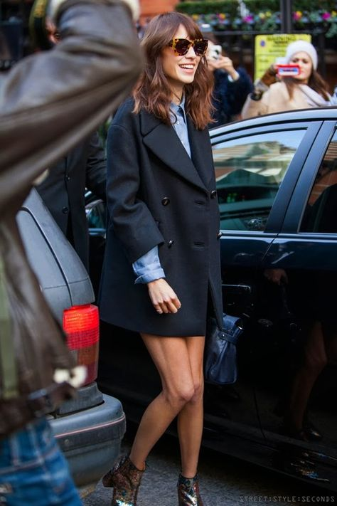 Alexa Chung- outfit