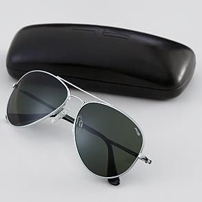 c380d42415 Metallic Frame Aviator