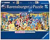 Puzzle Disney Gruppenfoto 1000 Teile