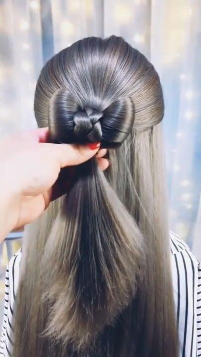 Braids, Buns, and Twists! Step-by-Step Hairstyle Tutorials  #braids #Buns #coiffure #coiffures #hairstyle #StepbyStep #tutorials #twists