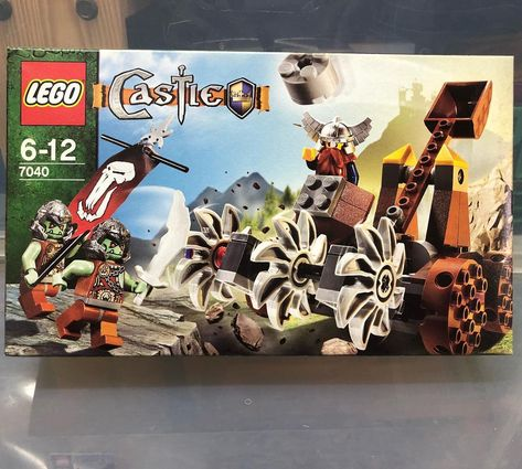 And It Continues With The Next Set For All The Skeleton Castle Fan