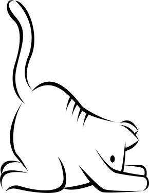 Ausmalbild Katze Zum Ausmalen Ausmalbilder Malvorlagen Katze Ausmalbilderkatze Kindergarten Ausmalbilder Katzen Katze Zum Ausmalen Ausmalen