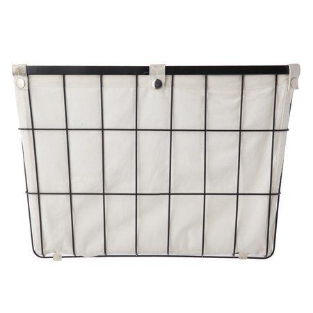 d5043c80f7311e0e3dd130de5c982568 - Better Homes And Gardens Wire Basket With Chalkboard Black