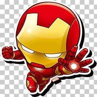 Marvel Iron Man Chibi Artwork Thor Iron Man Loki Capitan America Viuda Negra Chimichanga Png Clipart Marvel Cartoon Drawings Iron Man Chibi Marvel
