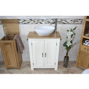 Vanity Units Bathroom Units Sink Cabinets Wayfair Co Uk Bathroom Freestanding Vanity Units Wooden Bathroom Vanity