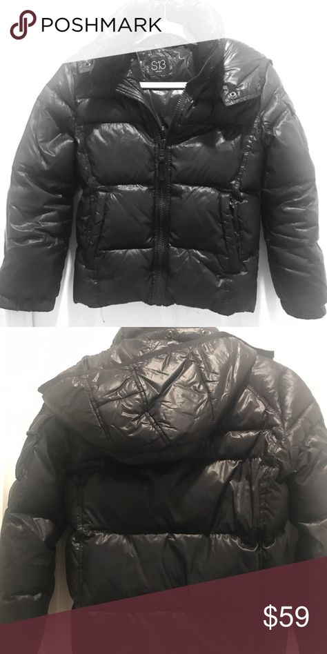NWOT-Boys winter JACQUET Down Winter Coat S13 New York Jackets & Coats Puffers