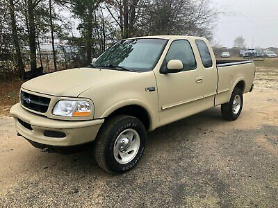 1997 Ford F 150 Ext Cab Pickup Truck Old 1990 S Trucks For Sale Vintage Classic And Old Trucks Oldtrucks Vinta Ford Trucks Ford F150 Ford Mustang Coupe